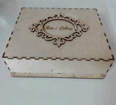 Gift Box New 3mm Free CDR Vectors Art