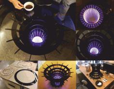Black Hole Table Free CDR Vectors Art