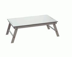 Laptop Table Free CDR Vectors Art