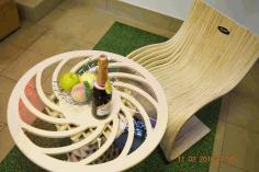 Laser Router Cut Furniture v24 Free CDR Vectors Art