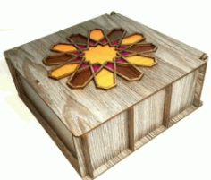 Cnc Laser Cut Wooden Boxes Gifts Free CDR Vectors Art