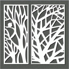 Cnc Laser Cut Tough And Soft Design Style Free CDR Vectors Art