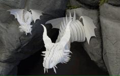 Dragon Euro Free DXF File