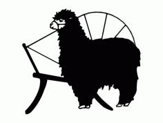 Alpaka Free DXF File