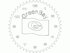 Green Bay Free DXF File