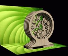 Cnc Laser Cut Tunel Vesna Free CDR Vectors Art