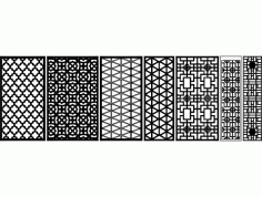 zs001-007 Free DXF File