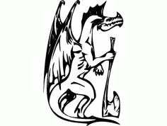 Drag 016bw Sketch Free DXF File