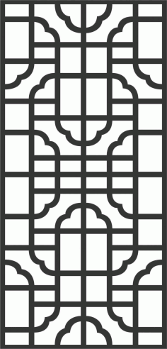 Decorative Screen Patterns For Laser Cutting 77 Free DXF File