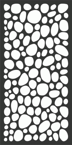 Screen Panel Patterns Seamless 17 Free DXF File