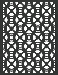 Screen Panel Patterns Seamless 37 Free DXF File