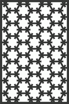 Screen Panel Patterns Seamless 57 Free DXF File