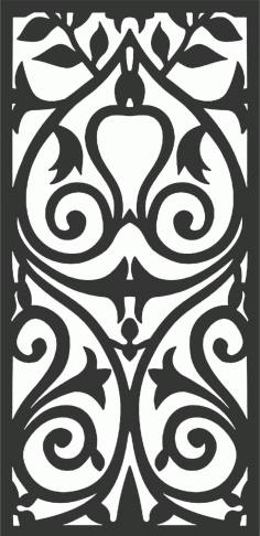 Screen Panel Patterns Seamless 60 Free DXF File