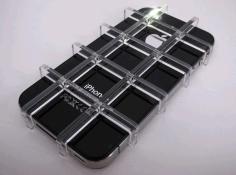 Laser Cut Iphone 4 Case Free DXF File
