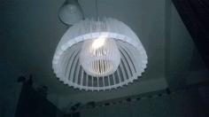 Fade Lamp e27 Free DXF File
