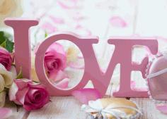 Laser Cut Valentine Day Concept Love Decor Free CDR Vectors Art