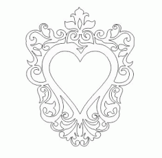 Name Wall Decal Heart Vinyl Lettering Decal Sticker Frame Custom Decals Personalized Free CDR Vectors Art