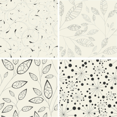 Pattern Screen Panel 1471 Free CDR Vectors Art