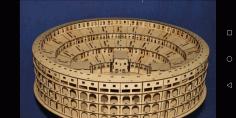 Coliseum Free DXF File