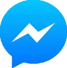 Facebook Messenger Logo Vector Free AI File