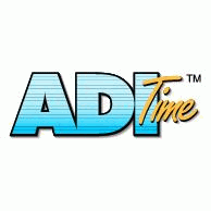 Adi Time Logo EPS Vector