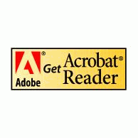 Adobe Acrobat Reader Logo EPS Vector