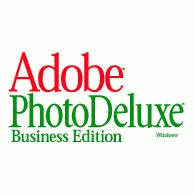Adobe Photo Deluxe Business Edition Logo EPS Vector