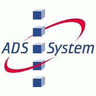ADS System Logo EPS Vector