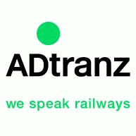 Adtranz Railway Logo EPS Vector