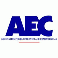 Aec Association Of Electronics And Computers Ltd Logo EPS Vector