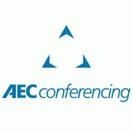 Aec Conferencing Logo EPS Vector