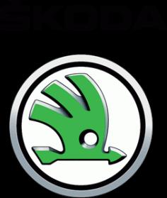 Skoda Logo Vector Free AI File