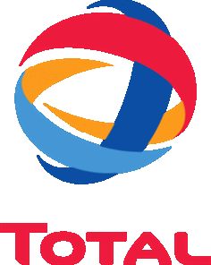 Total Logo Vector Free AI File