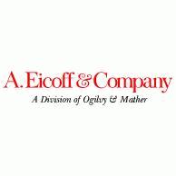 A Eicoff Company Logo EPS Vector