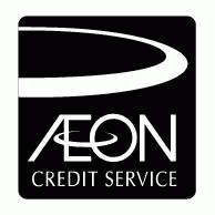 Aeon Credit Logo EPS Vector