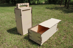 Portable Box Plywood 4mm Free PDF File
