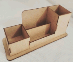 Trinket Box Laser Cut Free PDF File