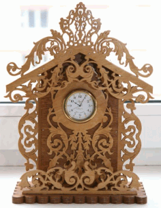 Scroll Saw Patterns For Clock Free PDF File