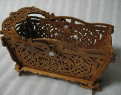 Basket Laser Cut Cnc Plans Free PDF File