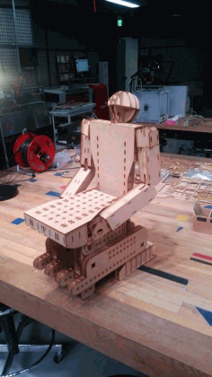 Robot Chair Free PDF File