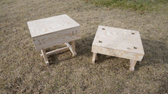 Wooden Picnic Table Free PDF File