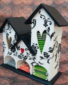 Tea House Beautiful Free CDR Vectors Art