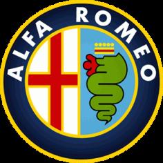 Alfa Romeo Logo New Vector Free AI File
