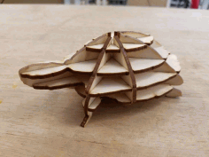 Laser Cut Turtle Free PDF File
