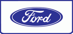 Ford Logo Free AI File