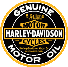 Harley Davidson Logo Free AI File
