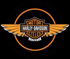 harley-davidson Logo Vector Free AI File