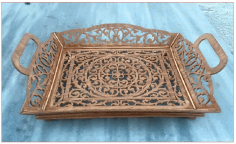 Scroll Saw Tray Free PDF File