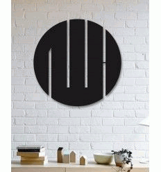 Laser Cut Islamic Allah Calligraphy Wall Art Vector Free DXF File
