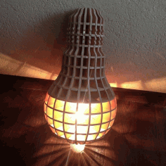 Lamp Made Of Plywood Free PDF File